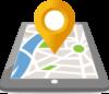 Plan interactif des services