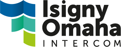 Logotype Isigny Omaha Intercom