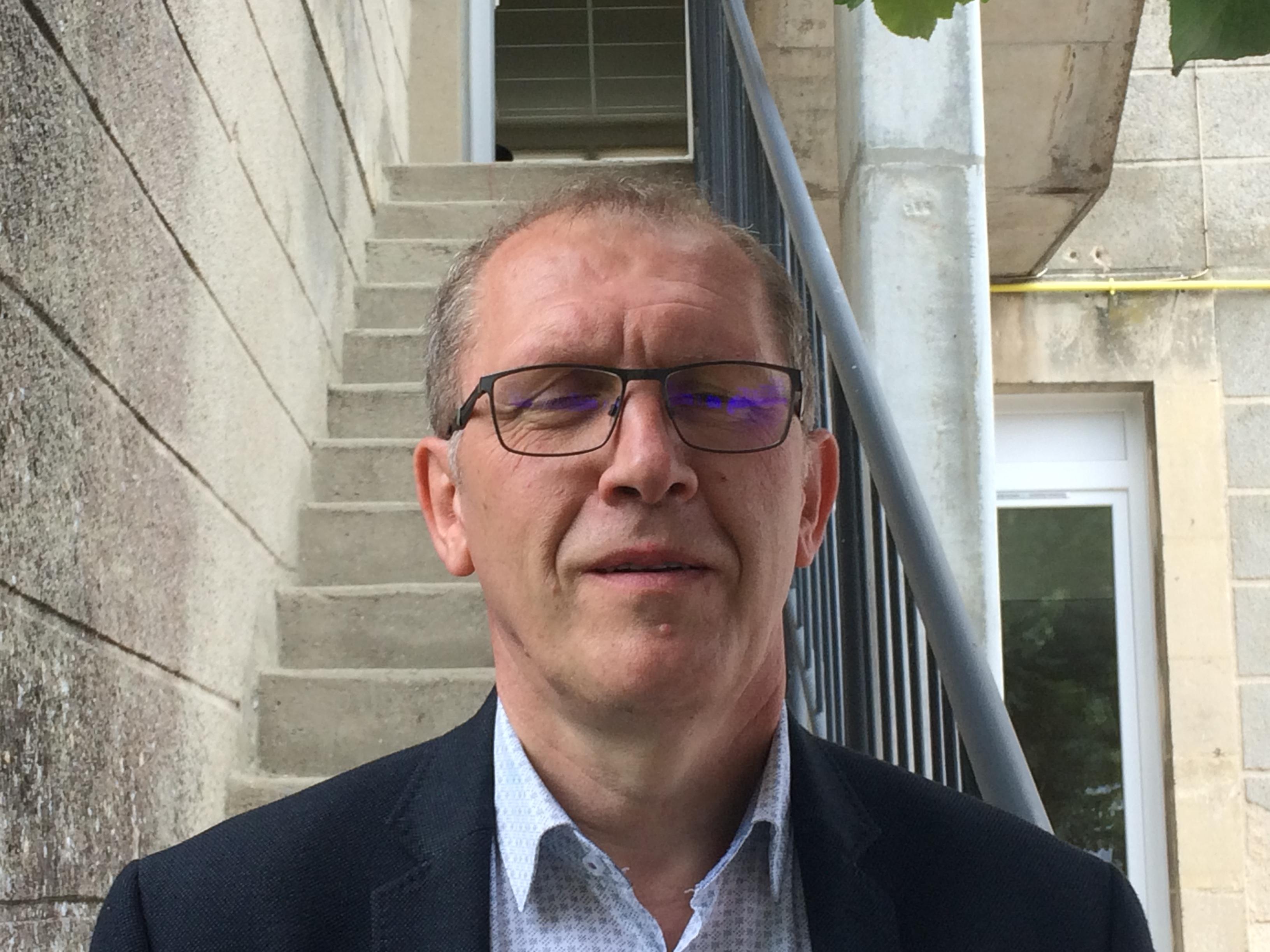 Eric Barbanchon, Vice-président enfance-jeunesse