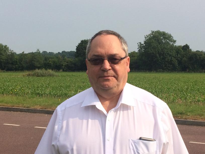 Henri Lechien, vice-président Finances
