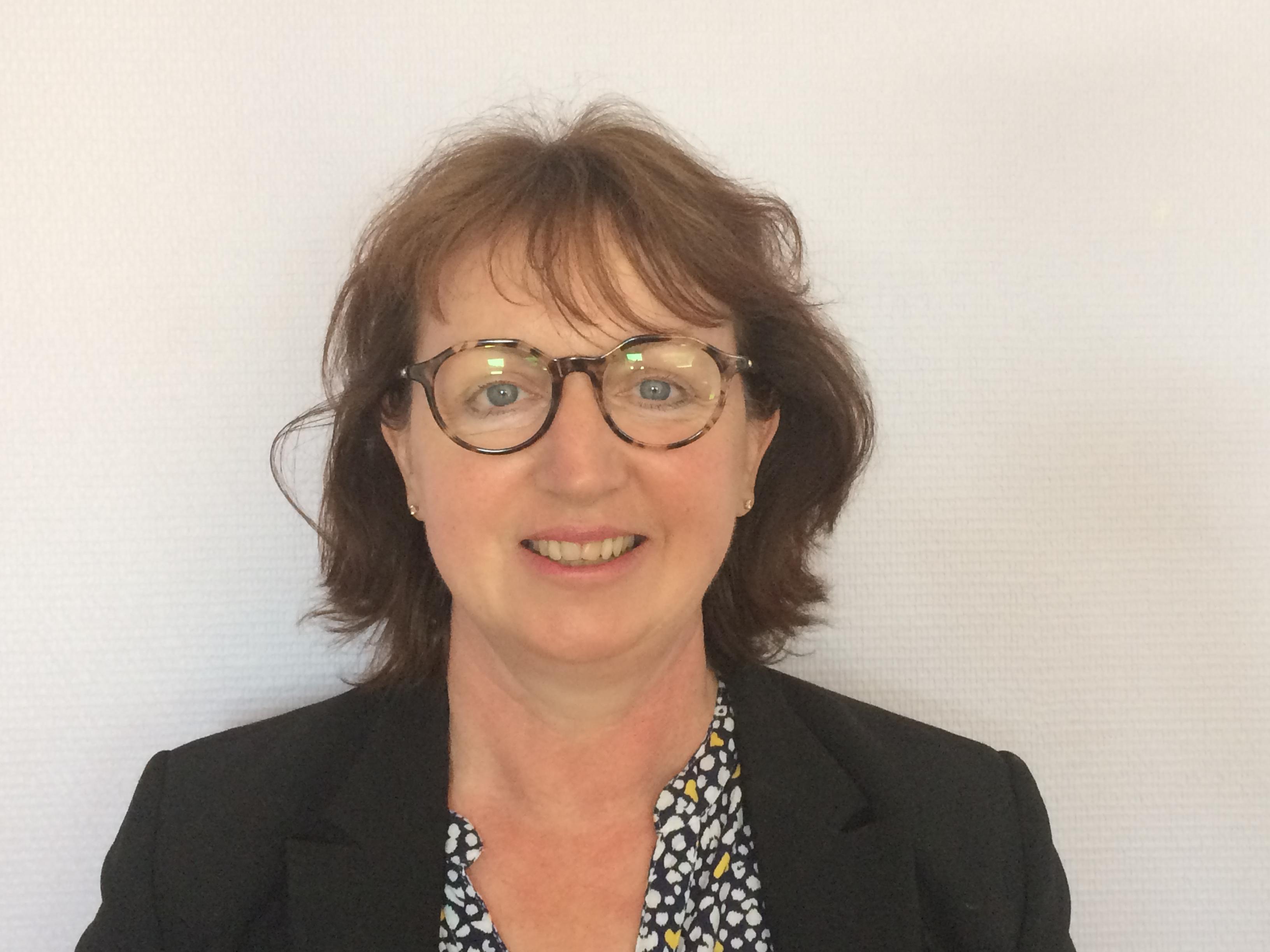 Patricia Gady Duquesne, vice-présidente transports