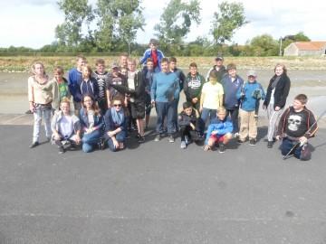 Journée pêche pour le local ado action jeunes