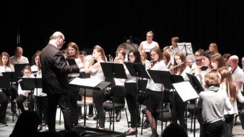 Orchestre de l'école de musique