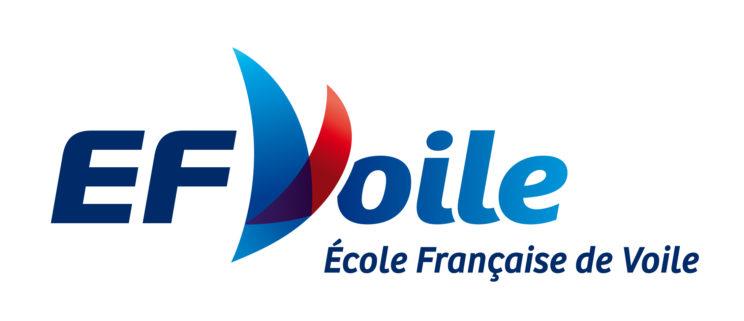 Logo école française de voile