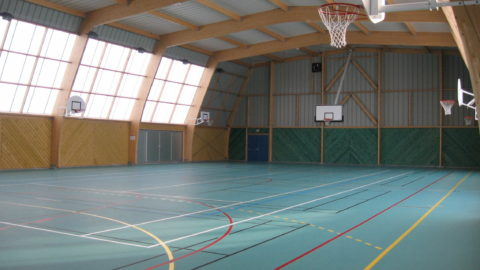 Gymnase intercommunal