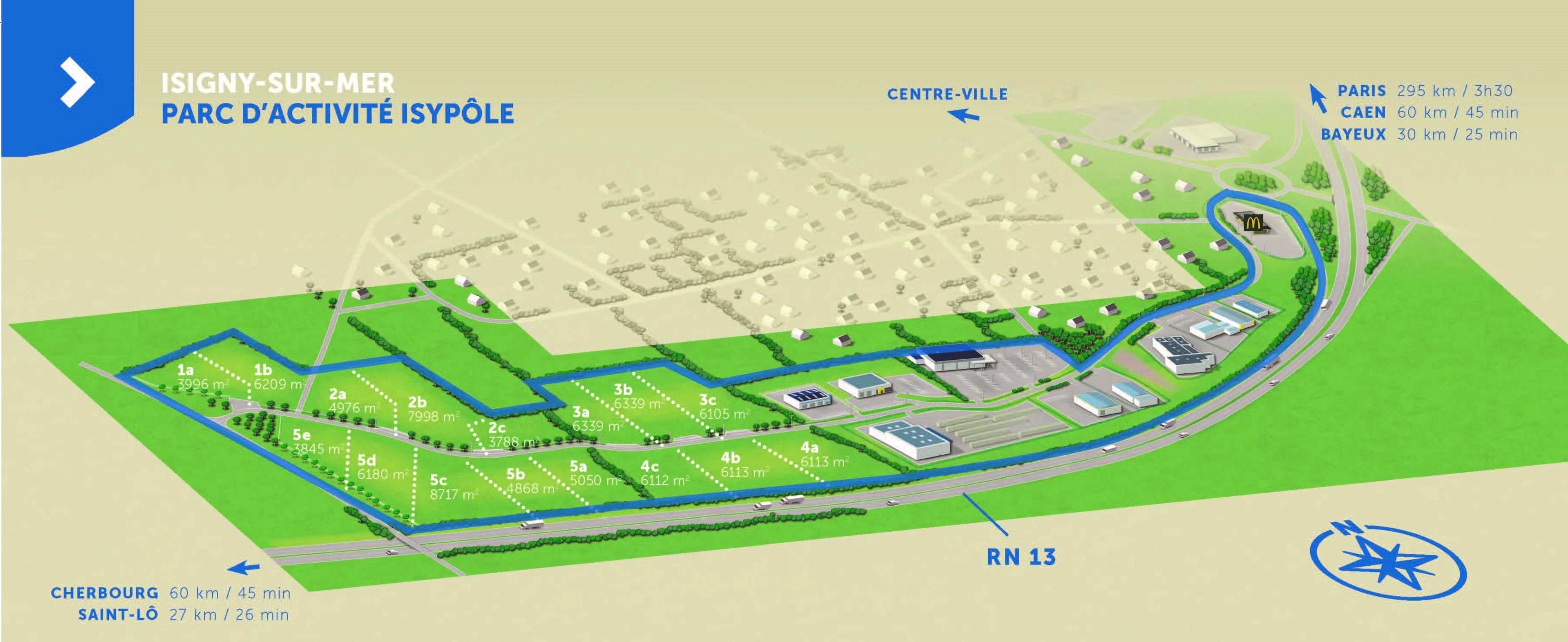 Plan d'Isypôle